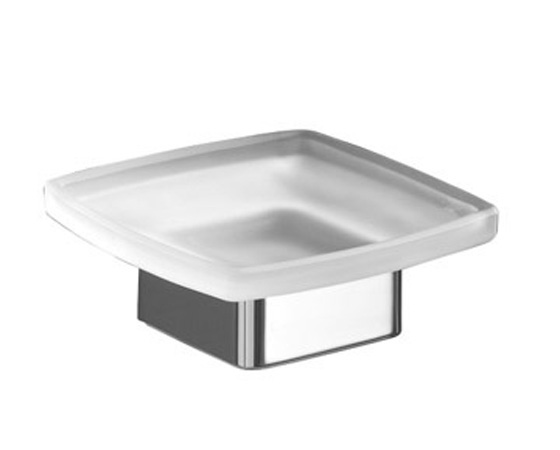 Gedy Lounge Freestanding Soap Dish Chrome 5451 13